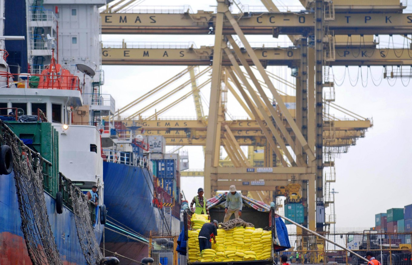 Export level hasn't met expectations: Minister