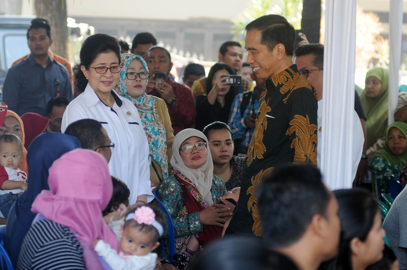 No shortage of vaccines in Indonesia: Health Minister