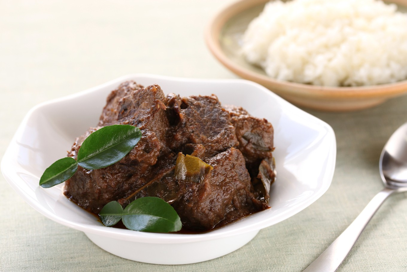 Why beef rendang is the right food to send to natural disaster victims