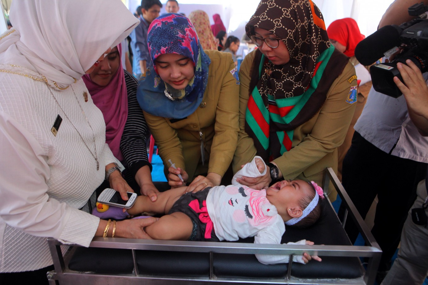 New ways for financing vaccination in Indonesia