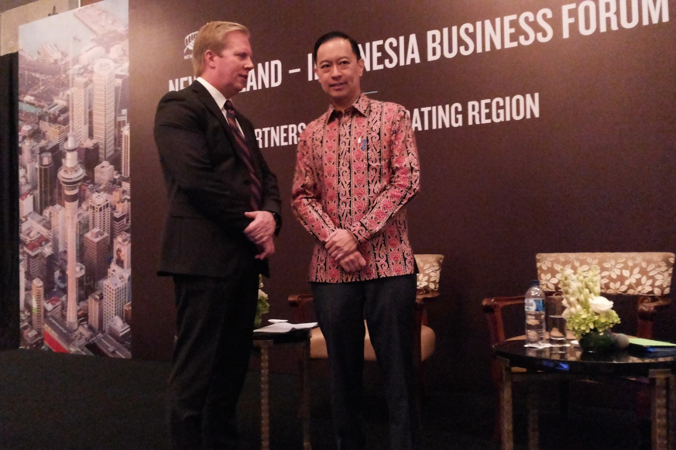 Indonesia, NZ target US$4 billion trade by 2024
