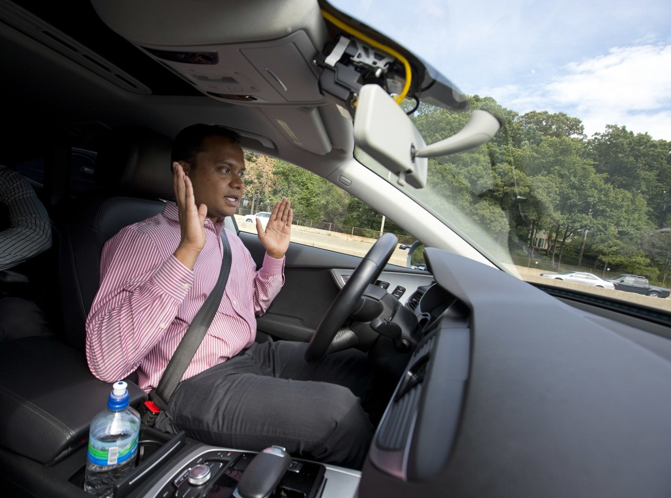 Delphi wants to deploy self-driving cars in 2022 - Science