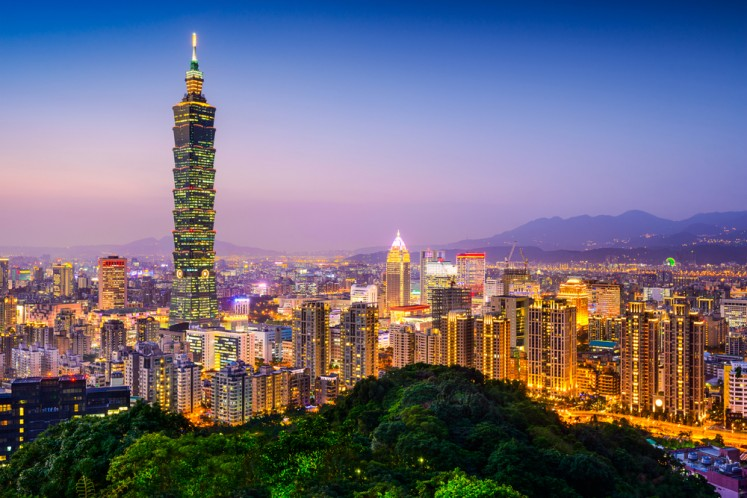 The hot spots to visit outside Taipei