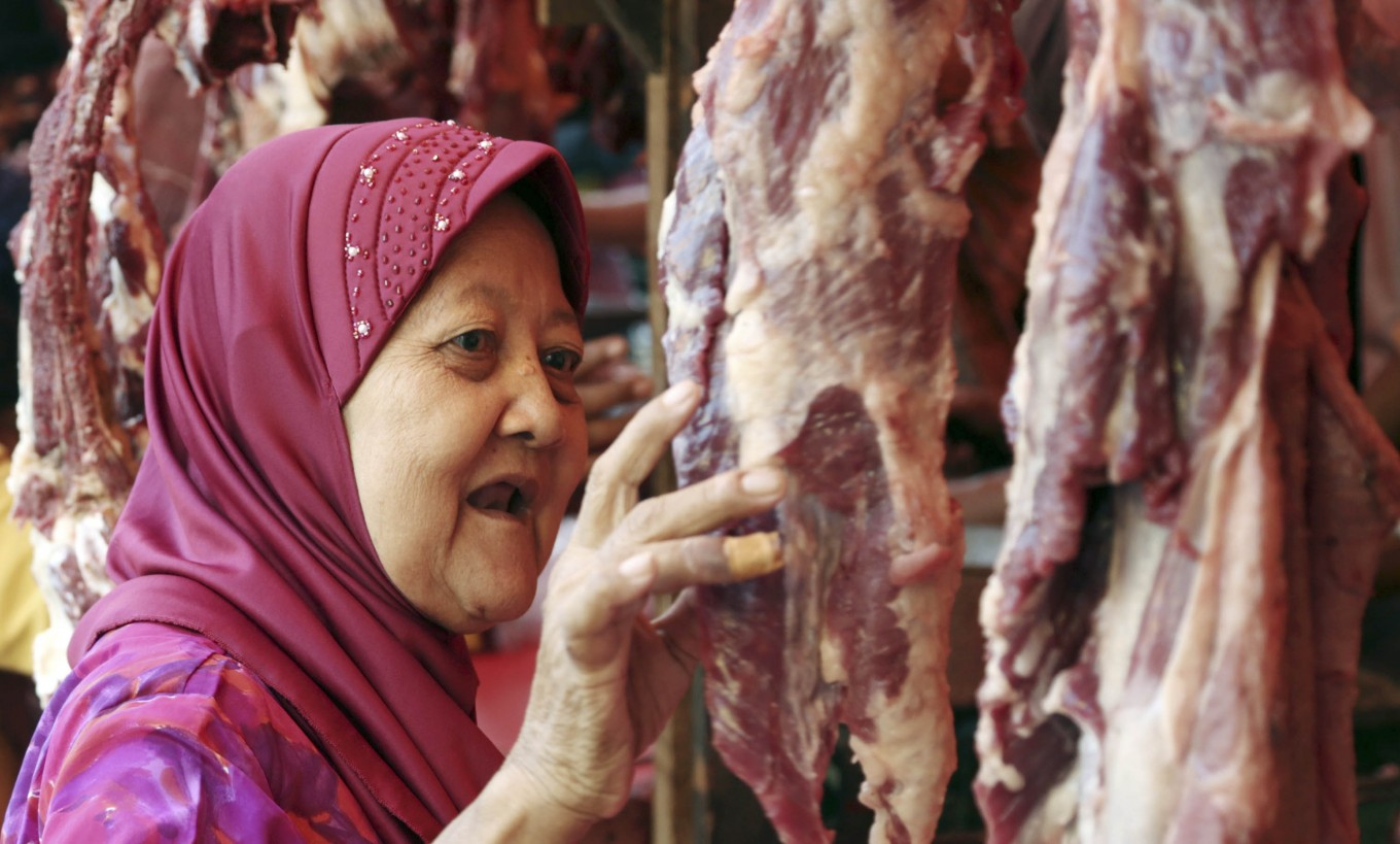 Buffalo meat import far exceeds set quota in 2017
