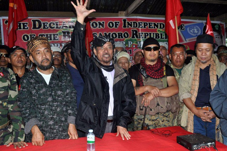 Indonesia seeks help from MNLF leader to release hostages