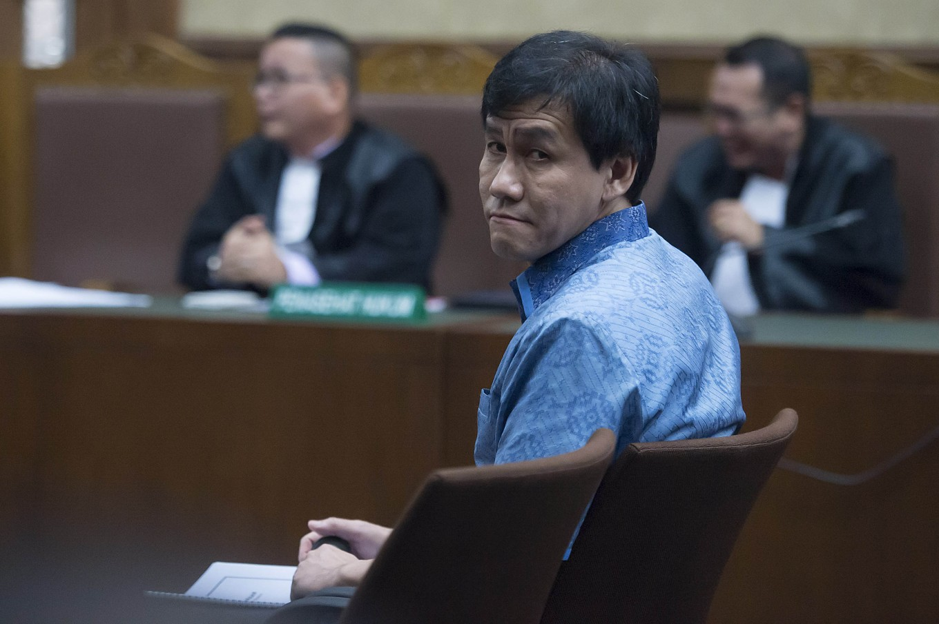 Ahok to appear at trial of former APL boss