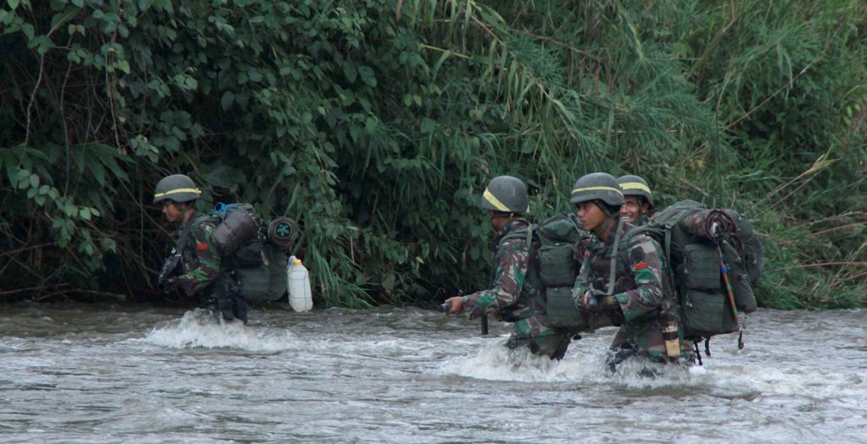 The death of Santoso, terrorist hunt continues