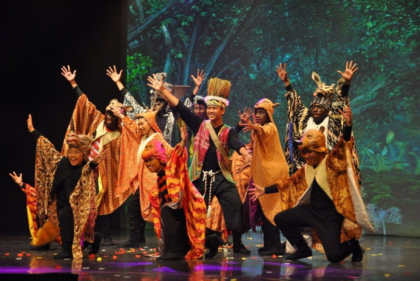 Indonesian musical to perform at children's festival in Japan