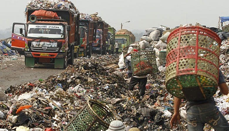 Bantar Gebang landfill to become waste residue processing center