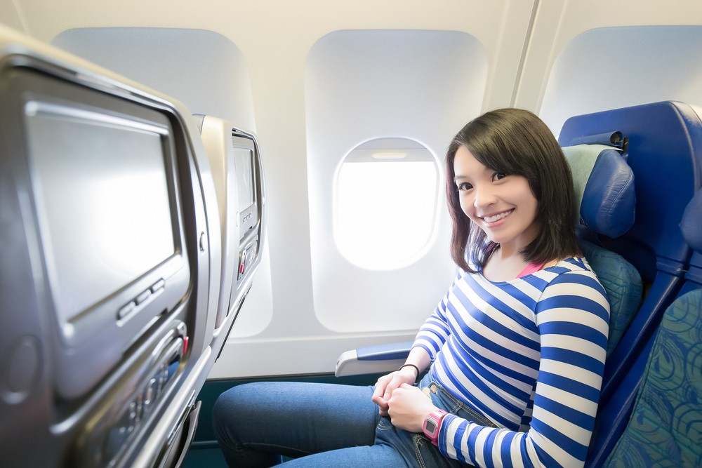 How to stay chic during long-haul flights