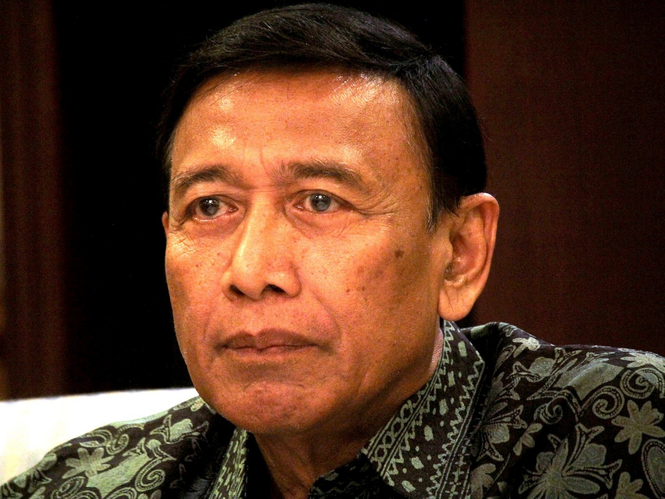 New protest wave aimed at preventing Jokowi inauguration: Wiranto