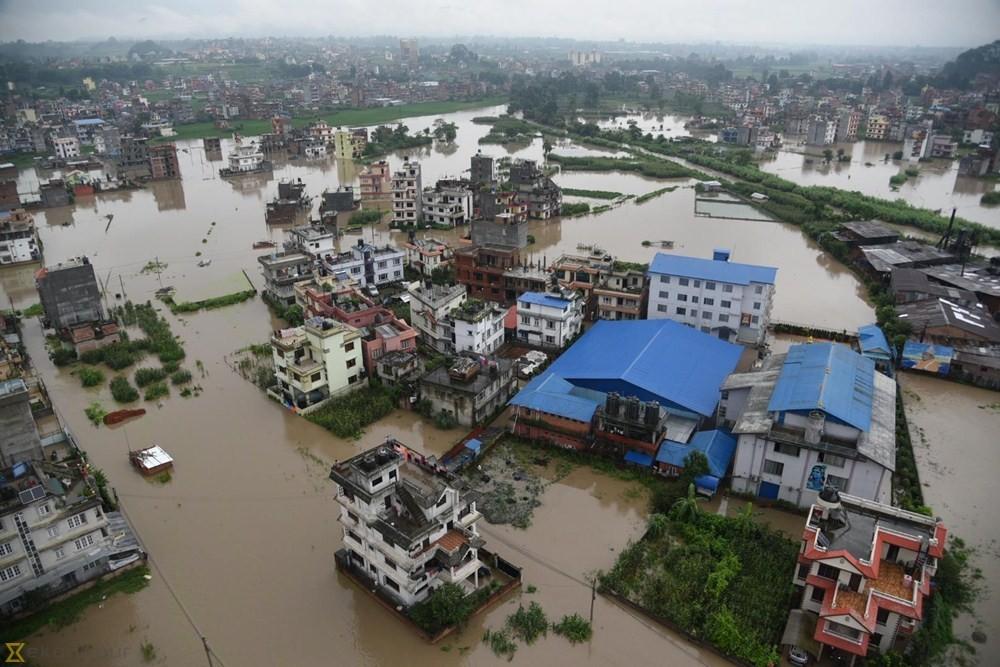 At least 39 dead in floods, landslides across Nepal