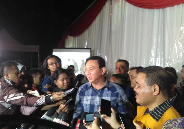 Party ticket will ensure smooth candidacy for Ahok, analyst says