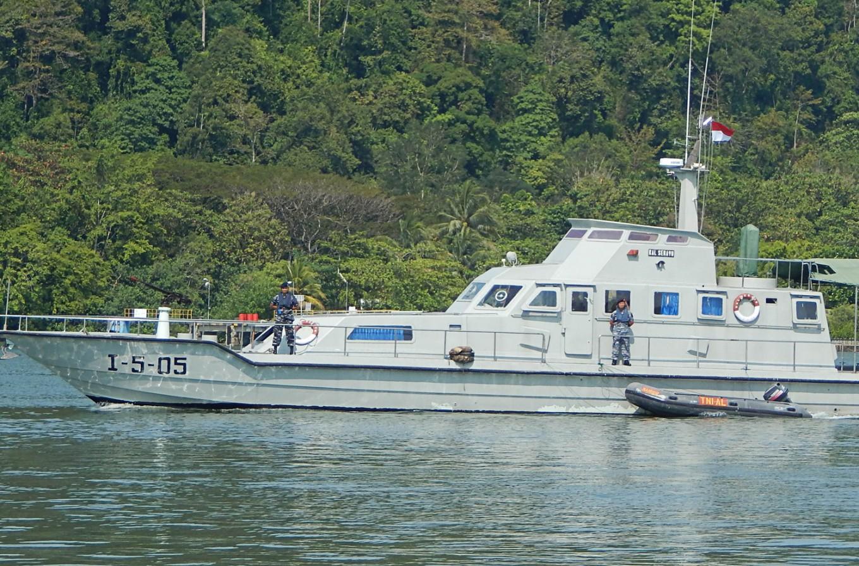 Nusakambangan waters cleared ahead of executions
