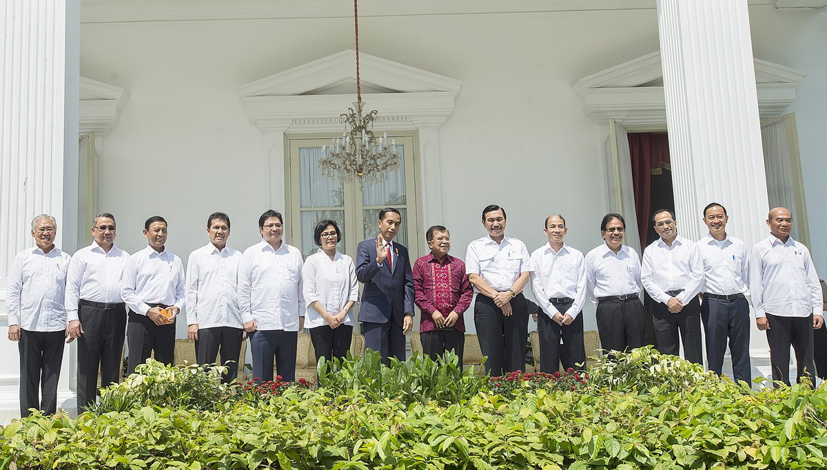 NEWS ANALYSIS: Jokowi leaves no room for a 'second most powerful'