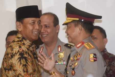 Why Wiranto's appointment as minister is controversial