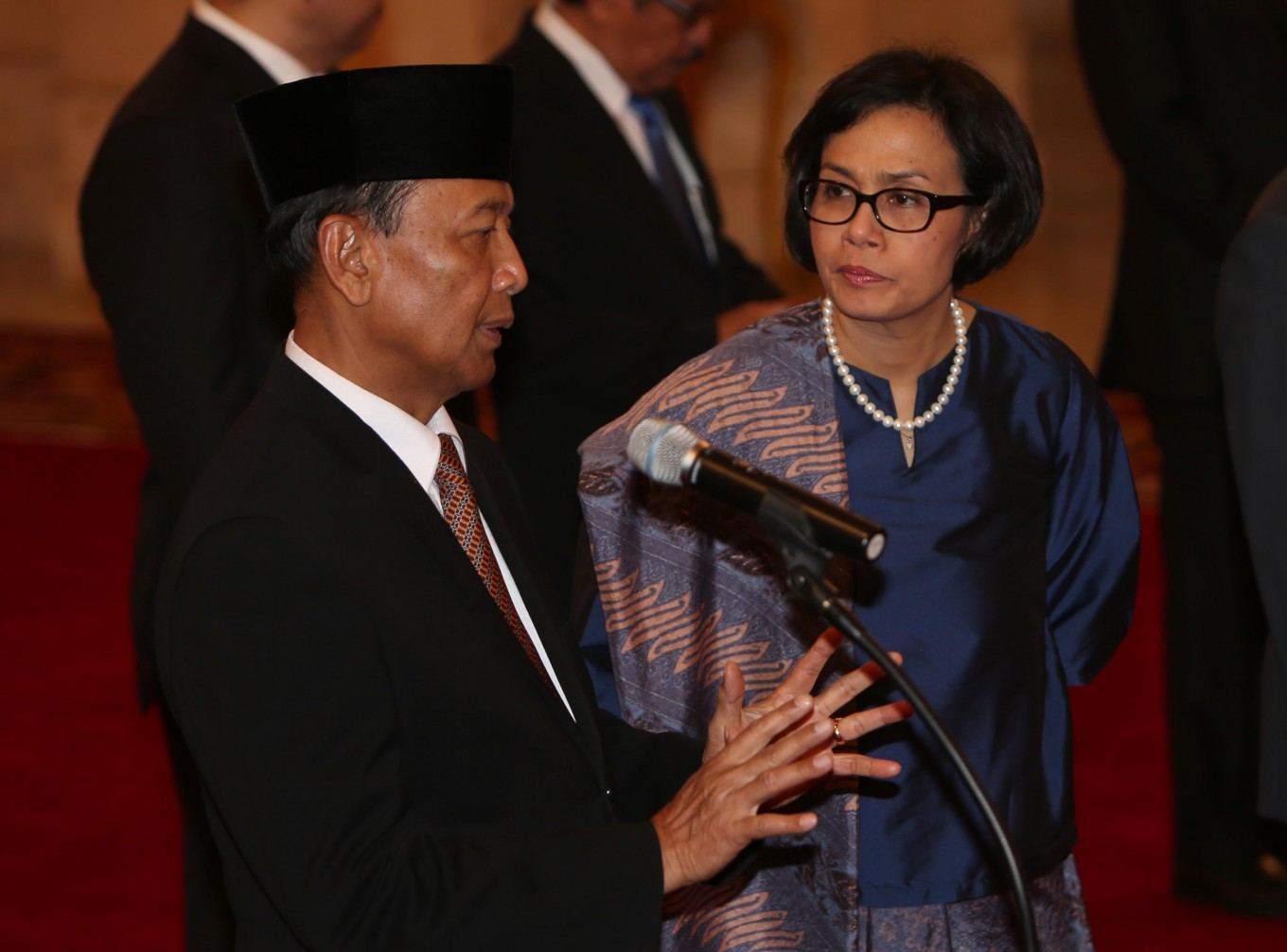 Indonesia proposes trilateral security operations on land