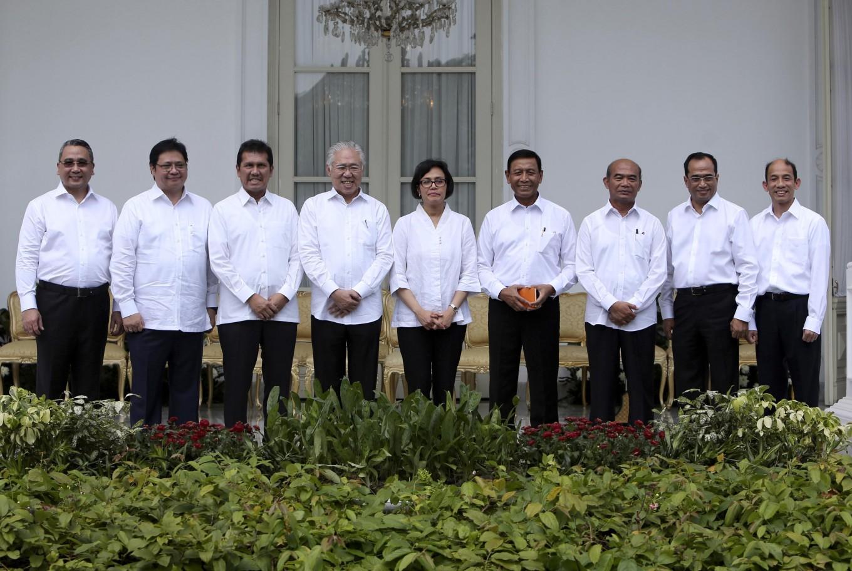 Arcandra enters Indonesia using RI passport: Palace