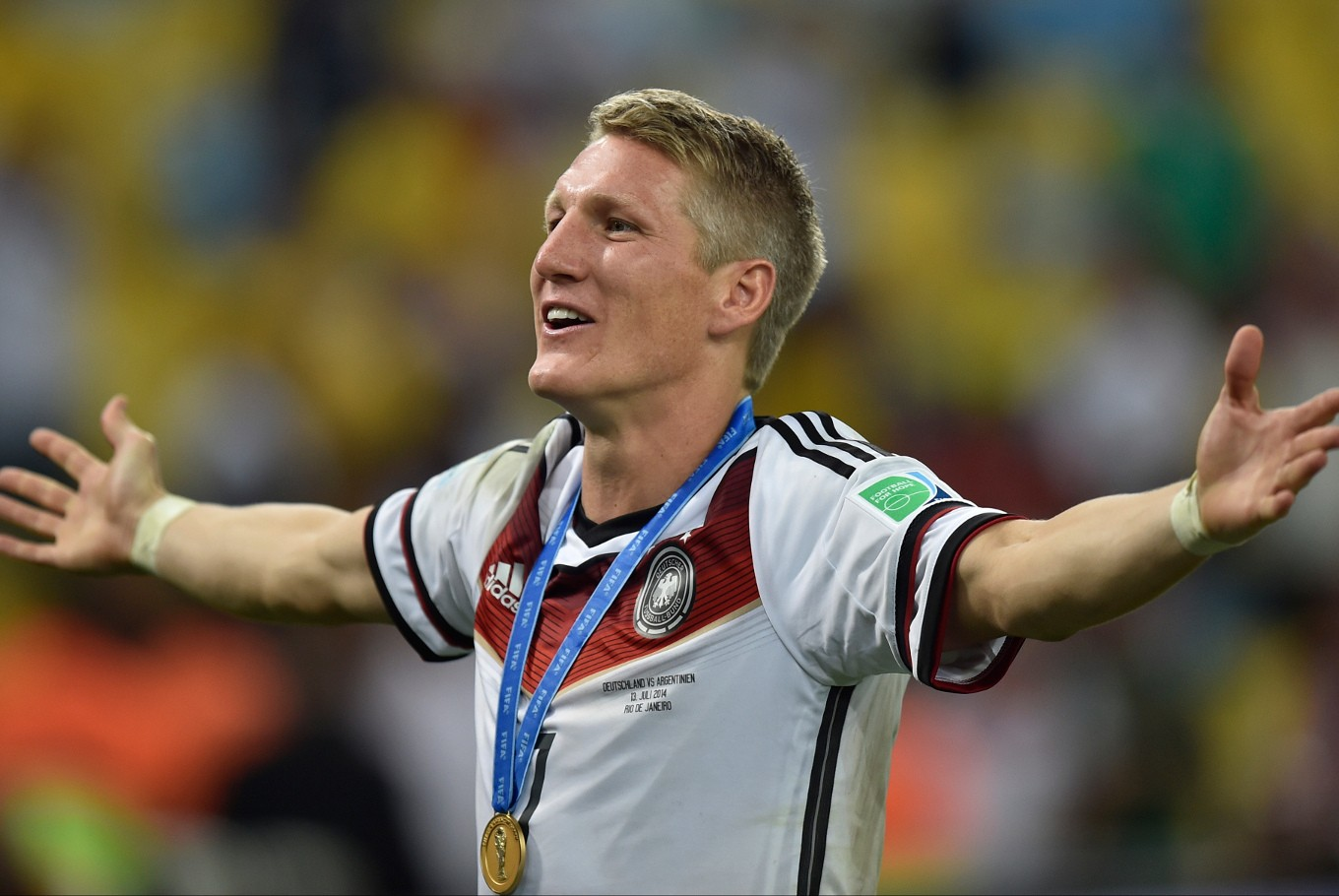 Germany s Bastian Schweinsteiger resigns from national squad