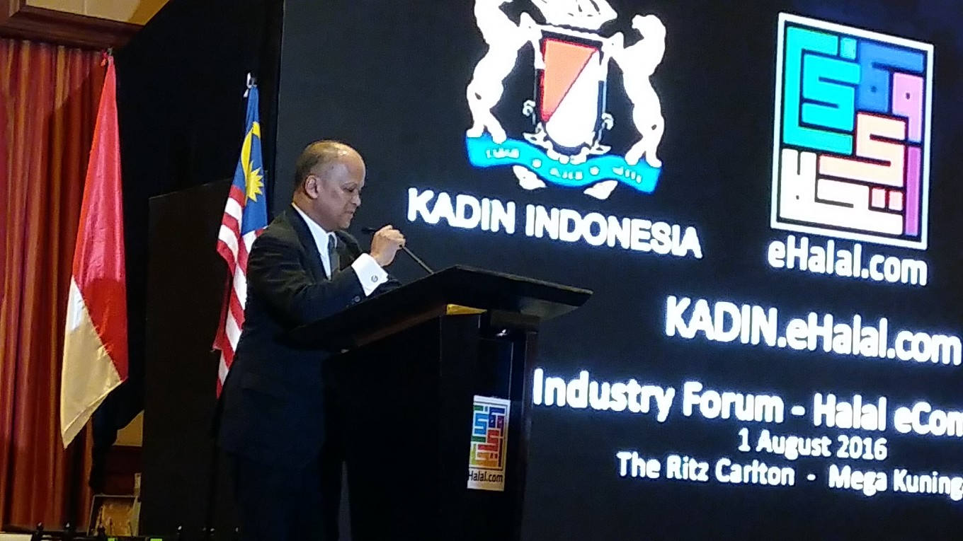 Indonesia joins Malaysian halal e-commerce business