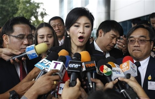 Former Thai PM Yingluck faces final hearing