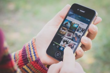 You can now upload multiple photos to Instagram