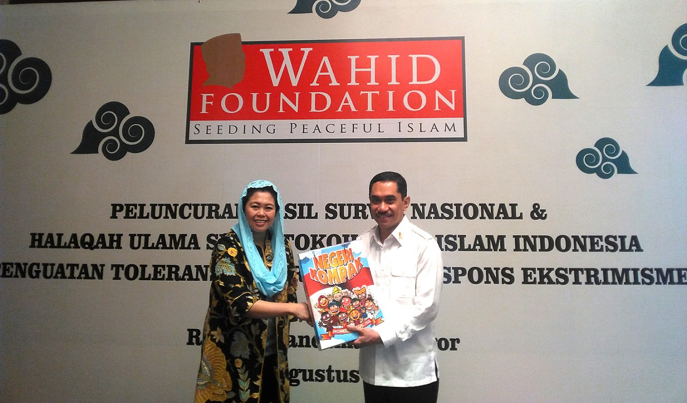 Inequality key factor in radicalization: Wahid Institute