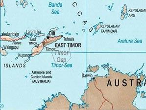 Lawmakers urge govt to take firm action on Timor Sea oil spill