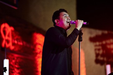 Singer Tulus continues campaign to help protect Sumatran elephants