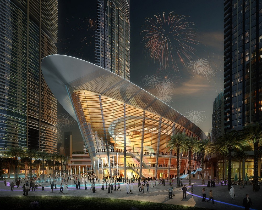 Dubai's first opera theater to open in August