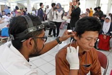 W.Java records high number of people with hearing problems