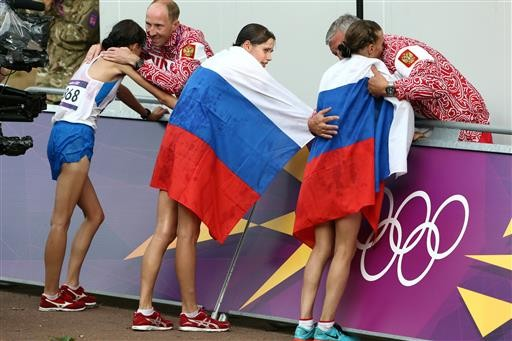IOC approves entry of 271 Russian athletes for Rio Games