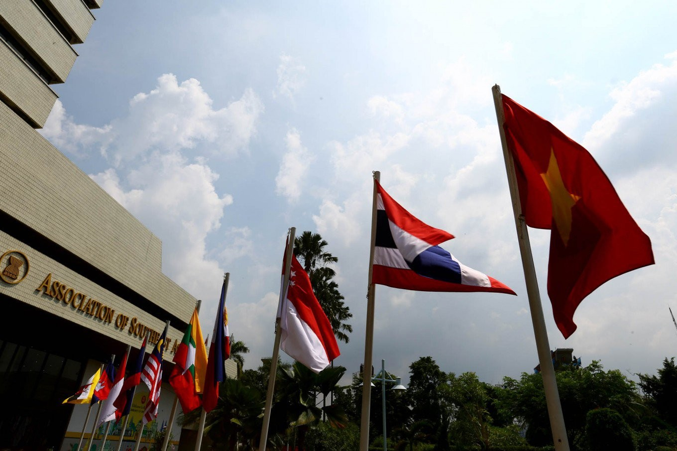 Jakarta provides land for ASEAN Secretariat