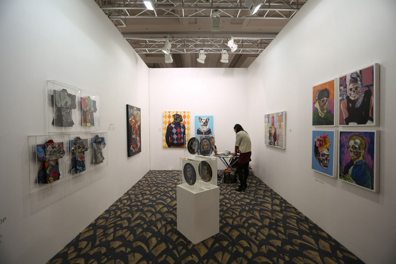 Marvel at contemporary art this weekend at Art Stage Jakarta