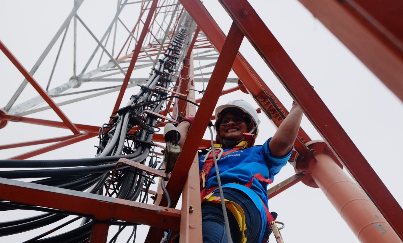 XL Axiata to partner in $170m undersea cable project