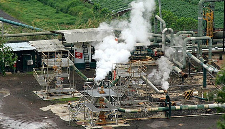 Government earmarks Rp 700b for geothermal power in W. Java, C. Java