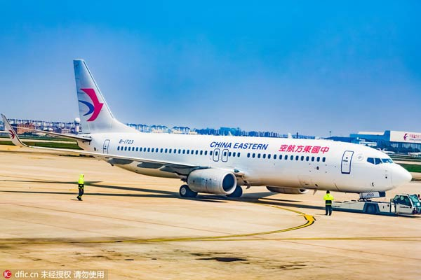 China Eastern seeks payout from Boeing over 737 MAX