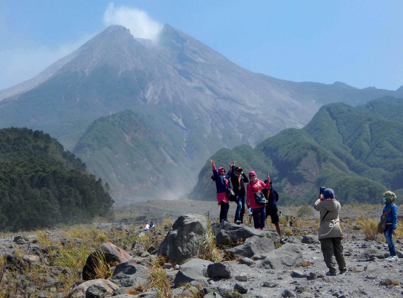 Tour de Merapi to explore tourism villages, traditional markets