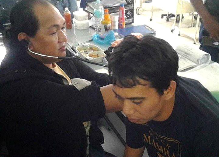 Indonesian captive due for beheading escapes Abu Sayyaf