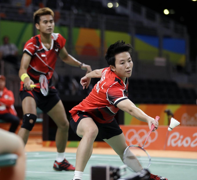 Liliyana Natsir Indonesia s badminton mixed doubles queen