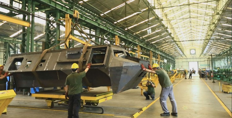 Pindad is reaching for the stars in the region