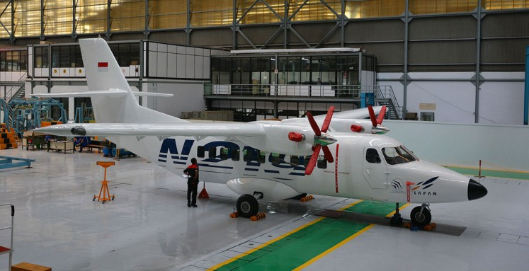 N-219 to go through static and fatigue tests in 2017