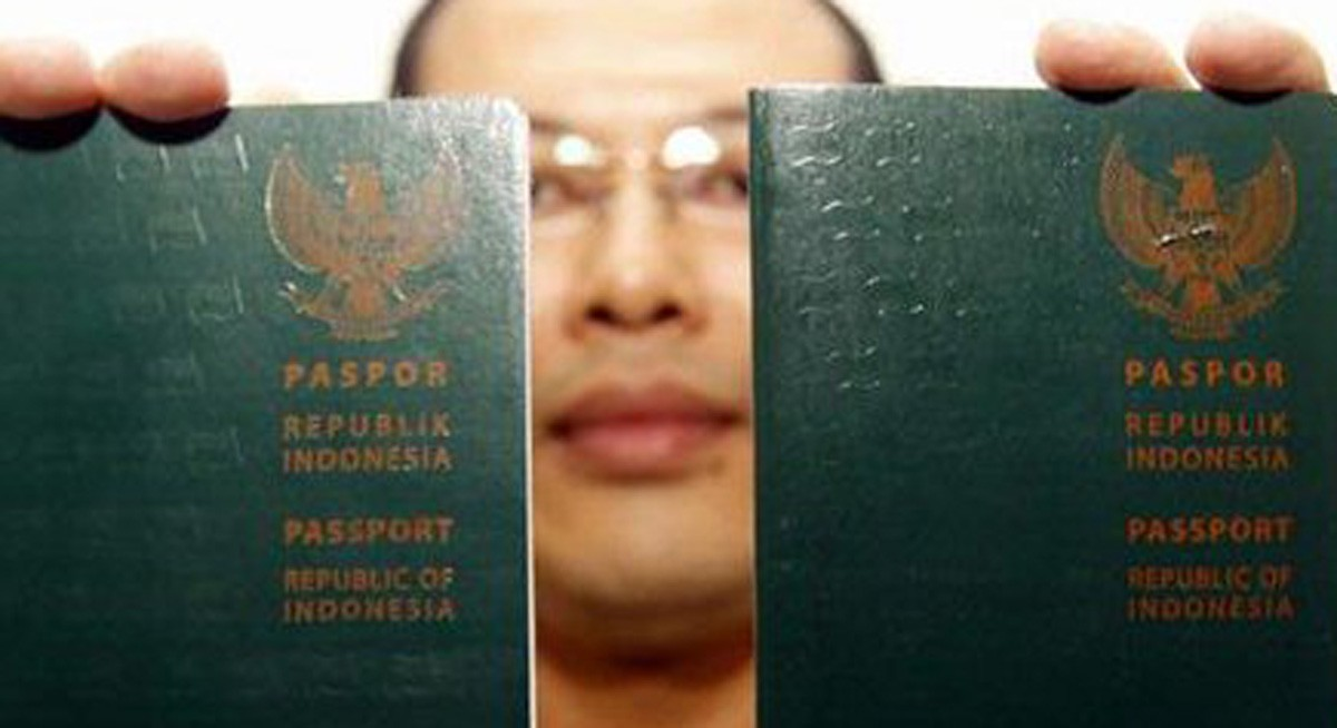 Passport home delivery service in Depok