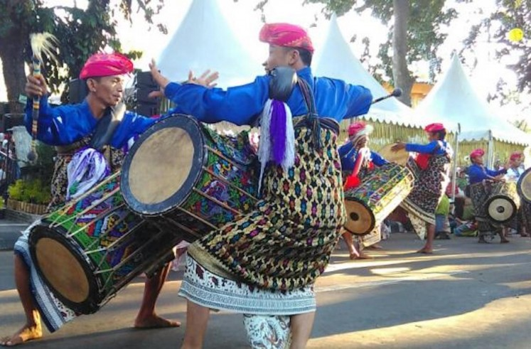 Lombok-Sumbawa Cultural Month targets 3 million visitors