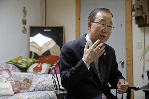 UN chief: 130 million need assistance to survive