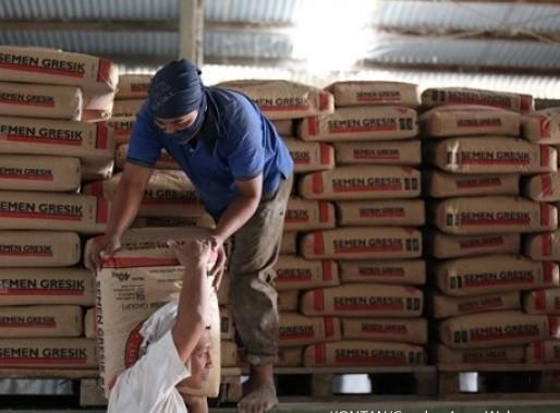 Jokowi's vision jacks up August cement consumption