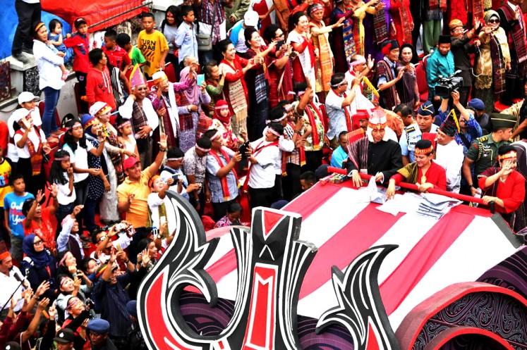 Jokowi wants faster development for 10 New Balis