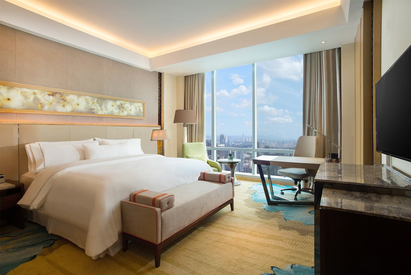 Four Jakarta hotels for a weekend staycation