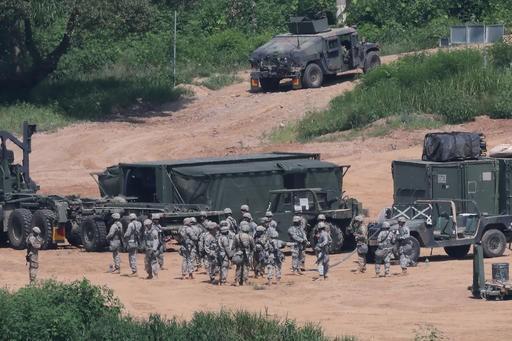 S. Korea, US start drills despite N. Korea's nuclear threat