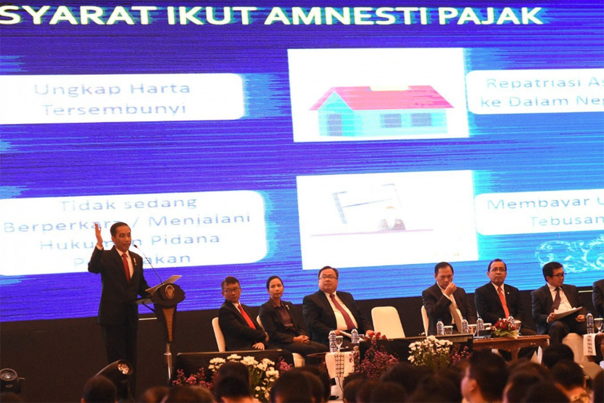 Tax amnesty yet to net big fish